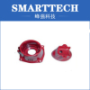 Red Color Motorcycle Accessory Plastic Mould Making