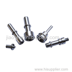 Precision machining stainless steel coffee machine parts