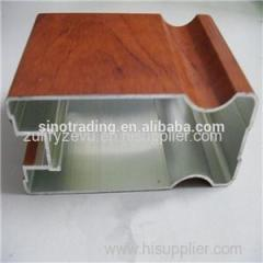 Powder Coating Non - Heat Insulation Break Bridge Of Building Aluminium Profiles