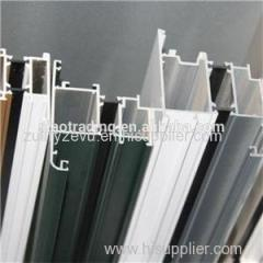 Powder Coating Heat Insulation Break Bridge Of Building Aluminium Profiles