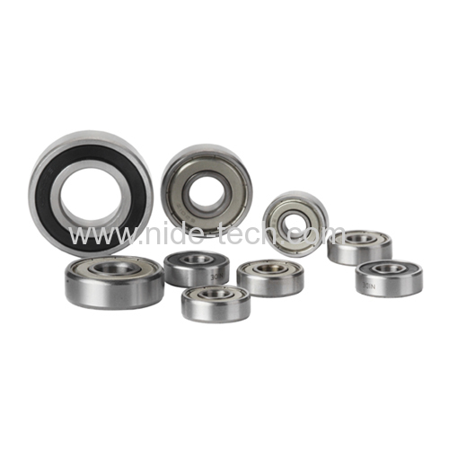 Vacuum cleaner motor deep groove ball bearings for Electric motor bearings suppliers