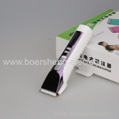 Electric Hair Cutter Hair Trimmer with High Capacity Lithium Battery Rechargeable Electric Hair Clippper for Adults