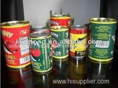 Canned sardine fish canned mackerel fish