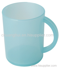 水カップと歯のブラッシングカップ用デュアルカップ