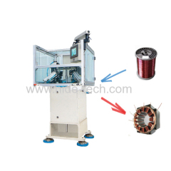 STEPPER STEPPING MOTOR STATOR WINDING MACHINE