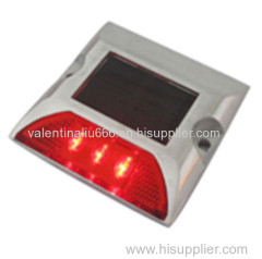 Traffic safety solar led road stud cat eye road stud price
