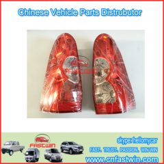 CHEVROLET N300 RAIL LAMPS