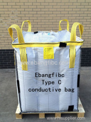 Conductive FIBC Big Bags for Barium Carbonate