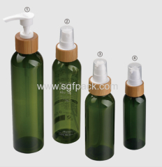 PET BOTTLE BAMBOO PUMP BAMBOO SPRAY