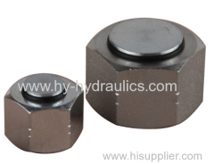 ORFS female flat Hydraulic Fittings