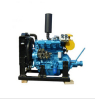 Weifang R4105ZP With PTO Clutch Belt Pulley Diesel Engine
