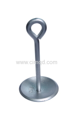 Mushroom Anchor hot dipped galvanized