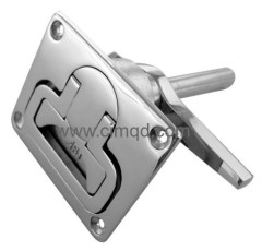 Turning Cam Latch Stainless Steel