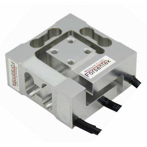 Triaxial load cell sensor