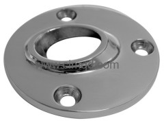 60°AISI316 Weldable Round Base