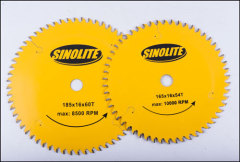 "TCT Saw Blade 6-1/2"" (165mm) for hard wood"