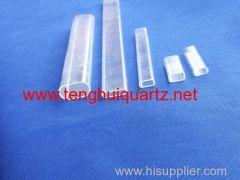 Quartz square tube 1