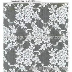 Elastic 140cm Lace Fabric(R668)