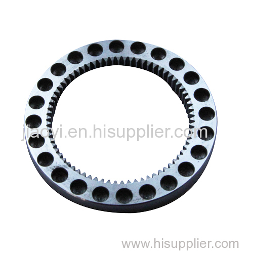 Precision machining steel gear wheel