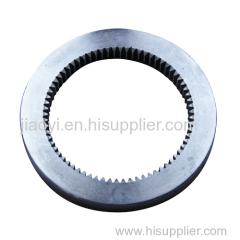Precision machining steel gear wheel