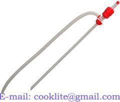 Jiggler Sifon Manguera De La Bomba de Agua Automatico Liquido Agitar Manguera de Sifon de Transferencia 180 CM