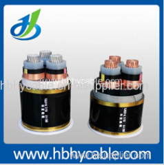 6/10KV XLPE Steel Tape Armoured Power Cable
