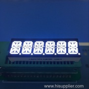 14 Segment & 16 Segment Alphanumeric LED Display Package Dimensions and Internal Circuit Diagram