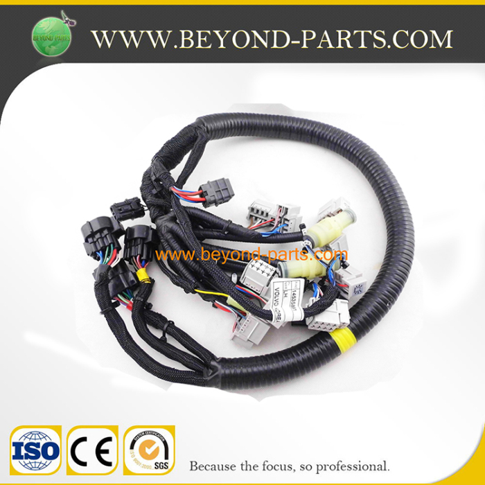 171849901695 volvo excavator wiring harness ec210 ec240 ec360 wire harness Largest Komatsu Excavator at couponss.co