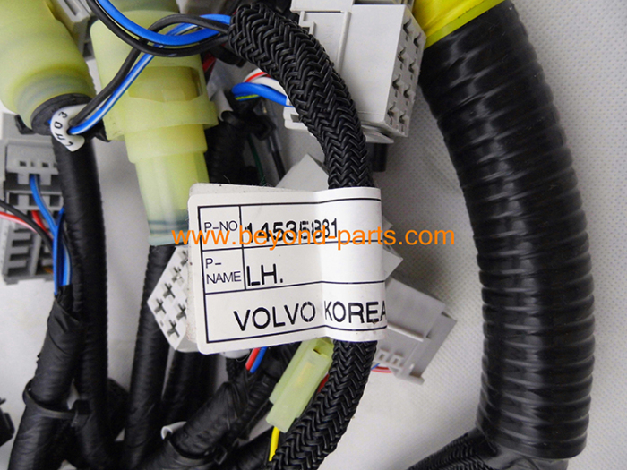 171910373949 volvo excavator wiring harness ec210 ec240 ec360 wire harness volvo ec210 wiring diagram at mifinder.co