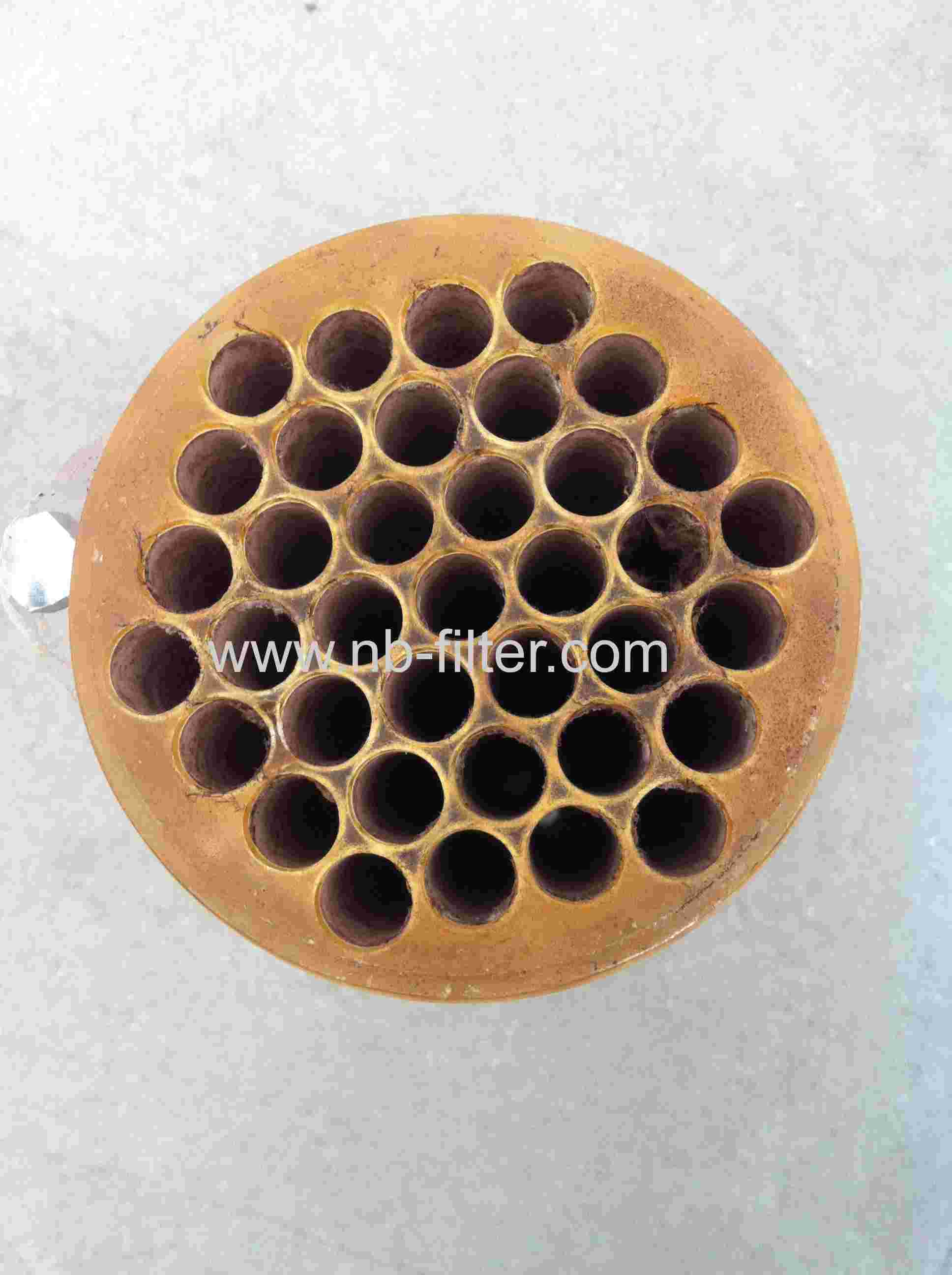 Tubular Ultra-filtration membrane