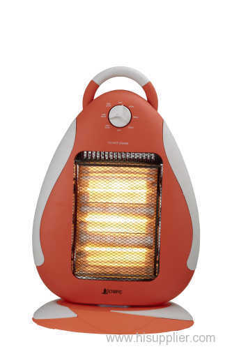 Halogen heaters