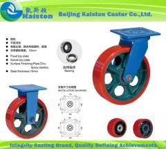 Kaiston Extra Heavy Duty Polyurethane Caster