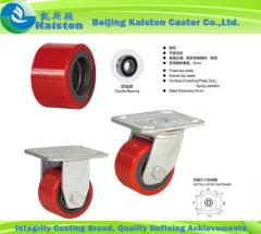 Kaiston Low Gravity Center Polyurethane Castor