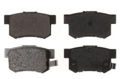 Semi-Metallic Rear Brake Pad for Honda