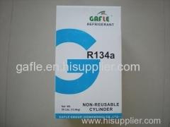 refrigerant cylinder r134a filling