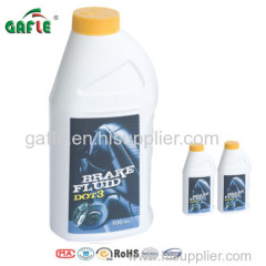 ISO9001 Brake Fluid hot sale