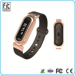 Waterptoof IP67 wearable technology smart bracelets