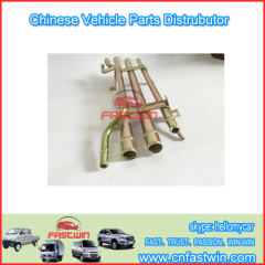 CHEVROLET N300 PIPE HEATING SYSTEM