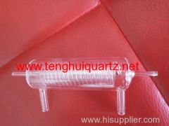High temperature resistant spiral tube