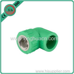 PP-R combined fittings female elbow 90 degree