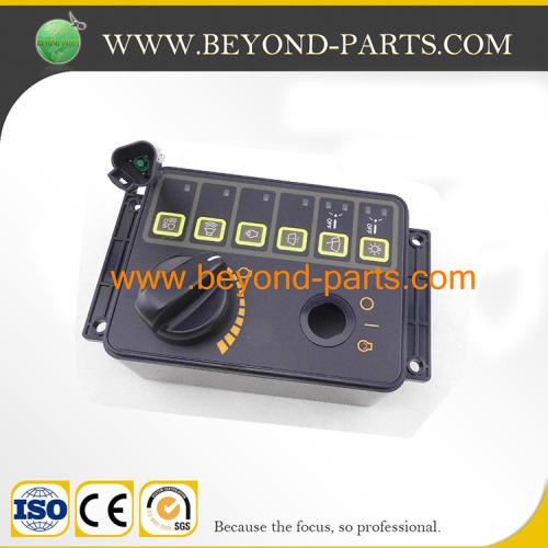 hyundai spare parts R220-5 R220-7 R215-7 membrane switch box assy