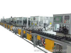 High Effiecency armature Winding Machine Rotor Manufacturing Assembly Line