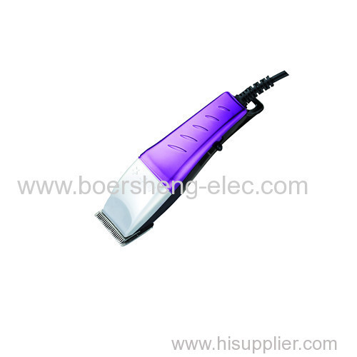 Electric Corded Hair Clipper with Hook Design in Other Colors Can be Produced