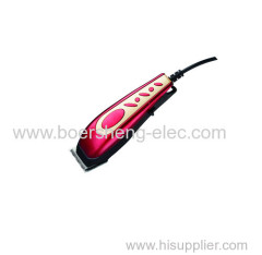 Electric Cord Hair Clipper with Stong Power to Improve Work Efficiency for Cutting Hair Smoothly
