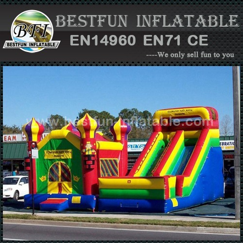 Magical bounce house inflatable combos