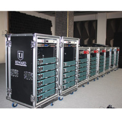 PA Audio amplifier box speaker amplifier