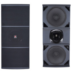 Dual 15'' Pa Indoor Outdoor Speaker Pro Audio Factory