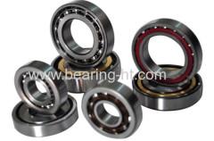 Angular contact ball bearing catalogue
