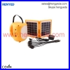 High quality emergency light portable solar lantern / foldable solar lantern camp lights(HYD-502)