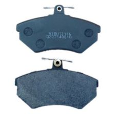 Ceramic NAO disc brake pads